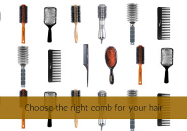 Choose the right comb for your hair