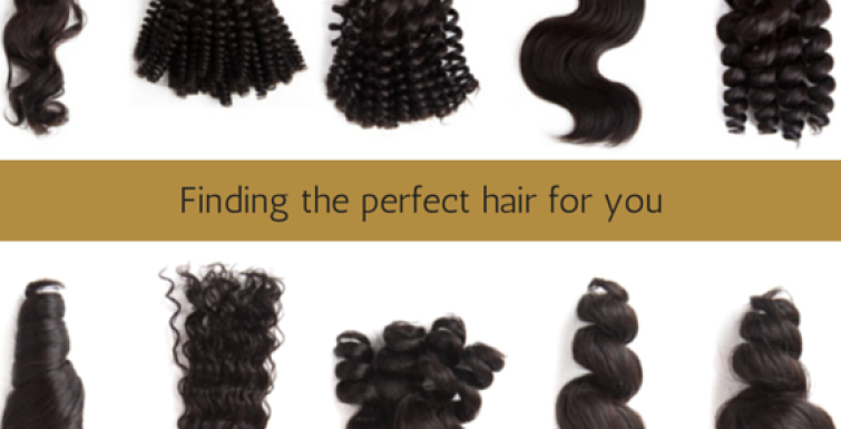 Finding the perfect hair for you