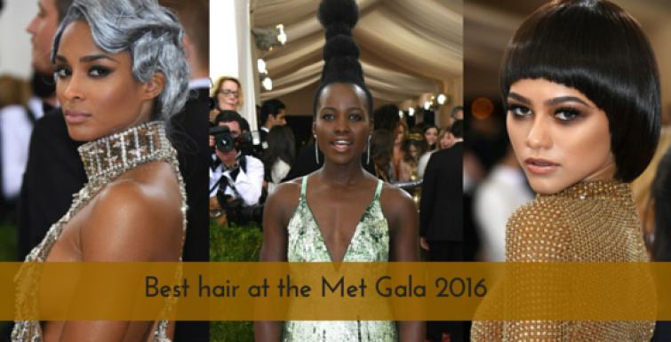 BEST HAIR AT THE MET GALA 2016