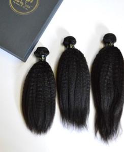 Kinky Straight Weave