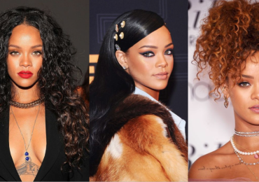 Rihanna Hair(volution)