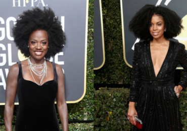 Golden Globes Hair 2018