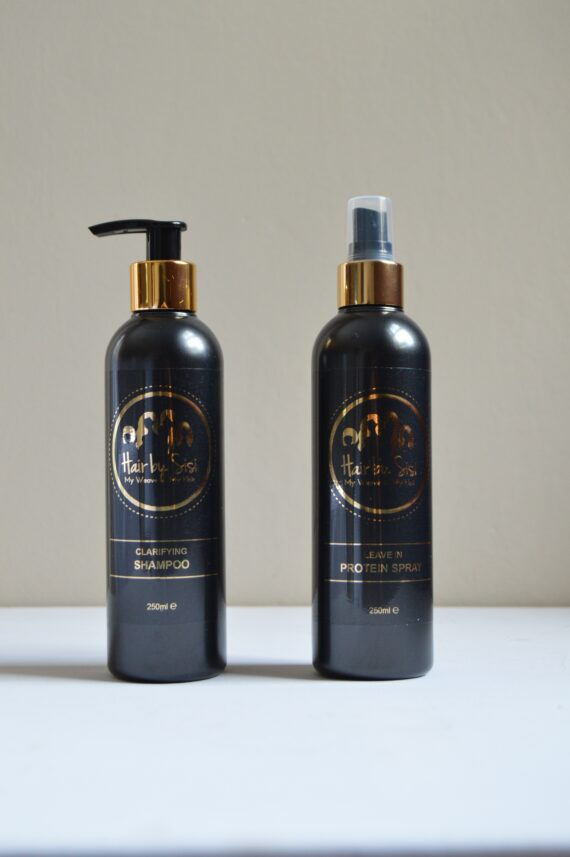 Hair Extensions Shampoo and Protein Spray