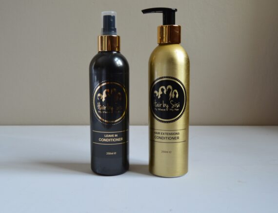 Leave in Conditioner & Conditioner for Hair Extensions