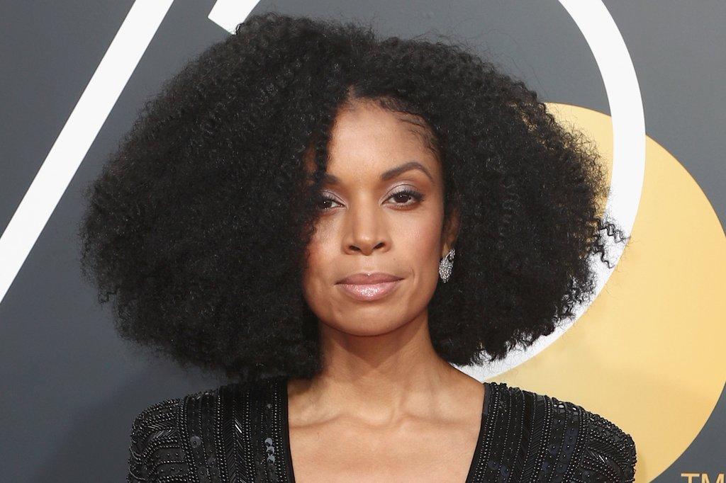 Golden Globes Hair 2018  Hair by Sisi BlowOut Kink hair  weave  wig  Johannesburg