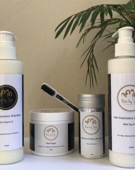 Human hair Hair care Range